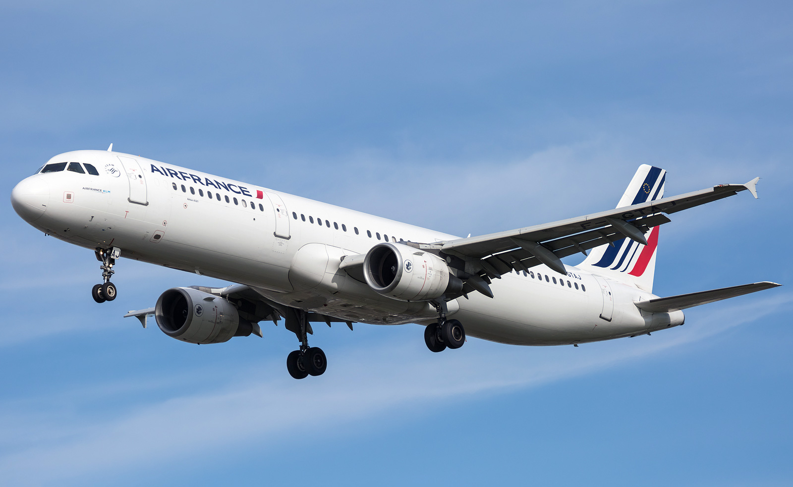 Airbus A321 200 Air France Photos And Description Of The
