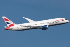 British Airways Boeing 787-8