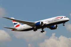 Boeing 787-8 Dreamliner British Airways