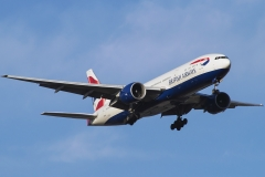 g-viiu Boeing 777-236er British Airways
