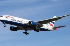 Boeing 777-236 British Airways