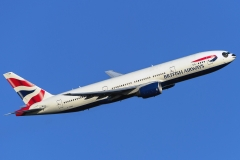 g-ymmh British Airways Boeing 777-236er