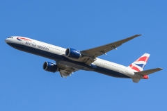 g-stbc British Airways Boeing 777-36ner