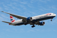 Boeing 777-300er British Airways
