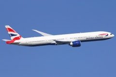 g-stbf British Airways Boeing 777-336er