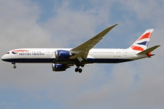 British Airways Boeing-787-9