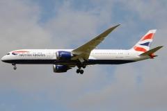 British Airways Boeing-787-9