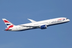g-zbka British Airways Boeing-787-9 Dreamliner