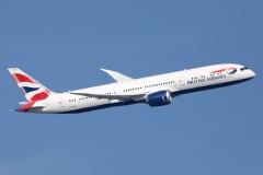 g-zbka British Airways Boeing-787-9 Dreamliner