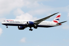 g-zbkc Boeing-787-9 Dreamliner British Airways