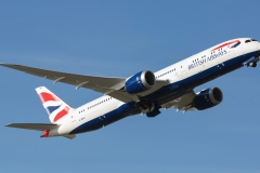 Boeing-787-9 Dreamliner British Airways