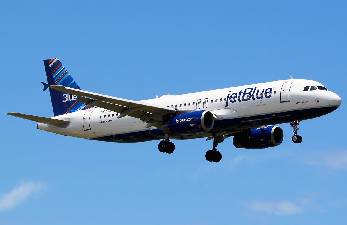 Airbus A320-200 Jet Blue  Photos and description of the plane