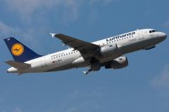Lufthansa Airbus A319-110