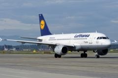 d-ailc Lufthansa Airbus A319