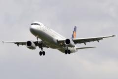 d-aidg Lufthansa Airbus A321-200