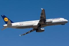 d-airn Lufthansa Airbus A321-100