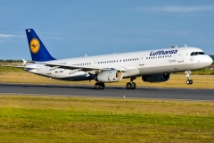 Lufthansa Airbus A321-100