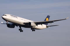 d-aikb Lufthansa Airbus A330-340
