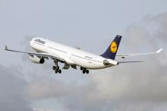 d-aikc Lufthansa Airbus A330-340