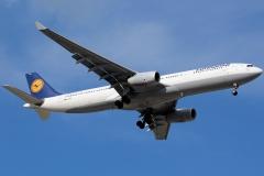 d-aikg Lufthansa Airbus A330-300