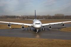 Airbus A340-310 Lufthansa