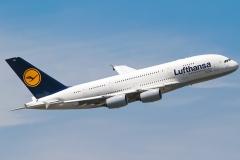 d-aima Lufthansa Airbus A380-800