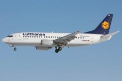 d-abea Lufthansa Boeing 737-320