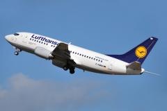 d-abim Lufthansa Boeing 737-500
