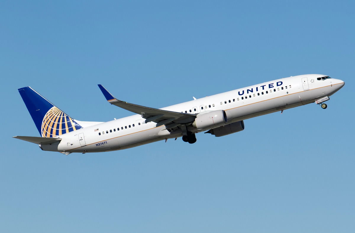 Boeing 737 900 United Airlines Photos And Description Of The Plane