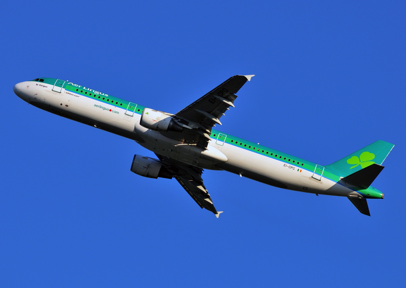 Airbus A321 200 Aer Lingus Photos And Description Of The