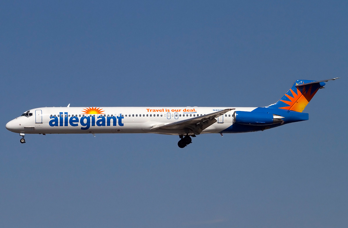 Mcdonnell Douglas Md 88 Allegiant Air Photos And