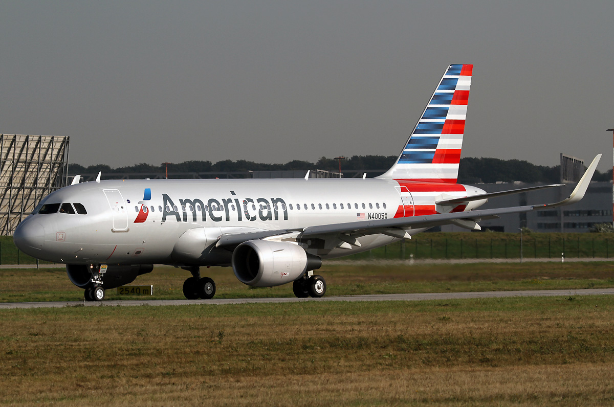 Airbus A319 American Airlines Photos And Description Of