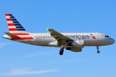 n700uw American Airlines Airbus A319-112