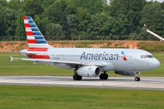 n819aw American Airlines Airbus A319-112