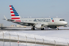 n9006 American Airlines Airbus A319-115wl
