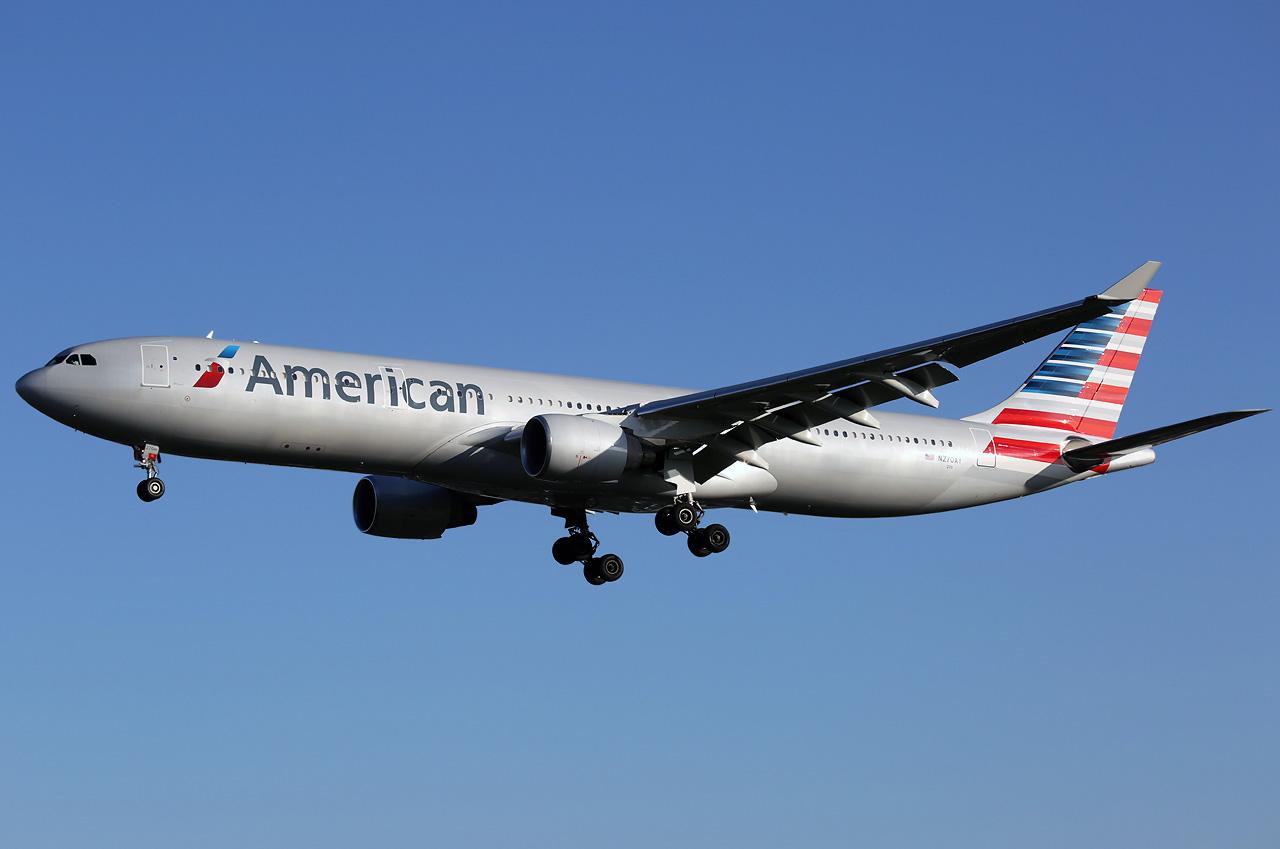 Airbus A330 300 American Airlines Photos And Description