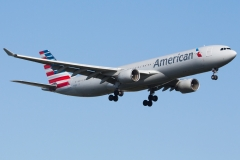 n278ay American Airlines Airbus A330-323