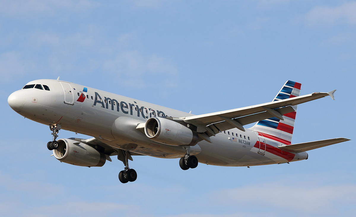 Airbus A320 American Airlines Photos And Description Of