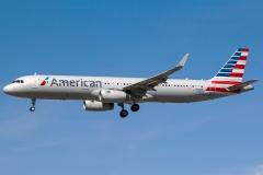 n106nn American Airlines Airbus A321-230