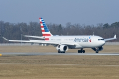 n282ay American Airlines Airbus A330-243
