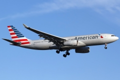 n286ay American Airlines Airbus A330-243