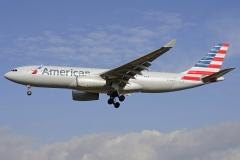 n287ay American Airlines Airbus A330-243