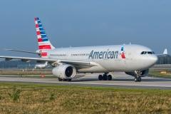 n291ay American Airlines Airbus A330-200