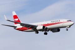 Boeing-737-823 TWA