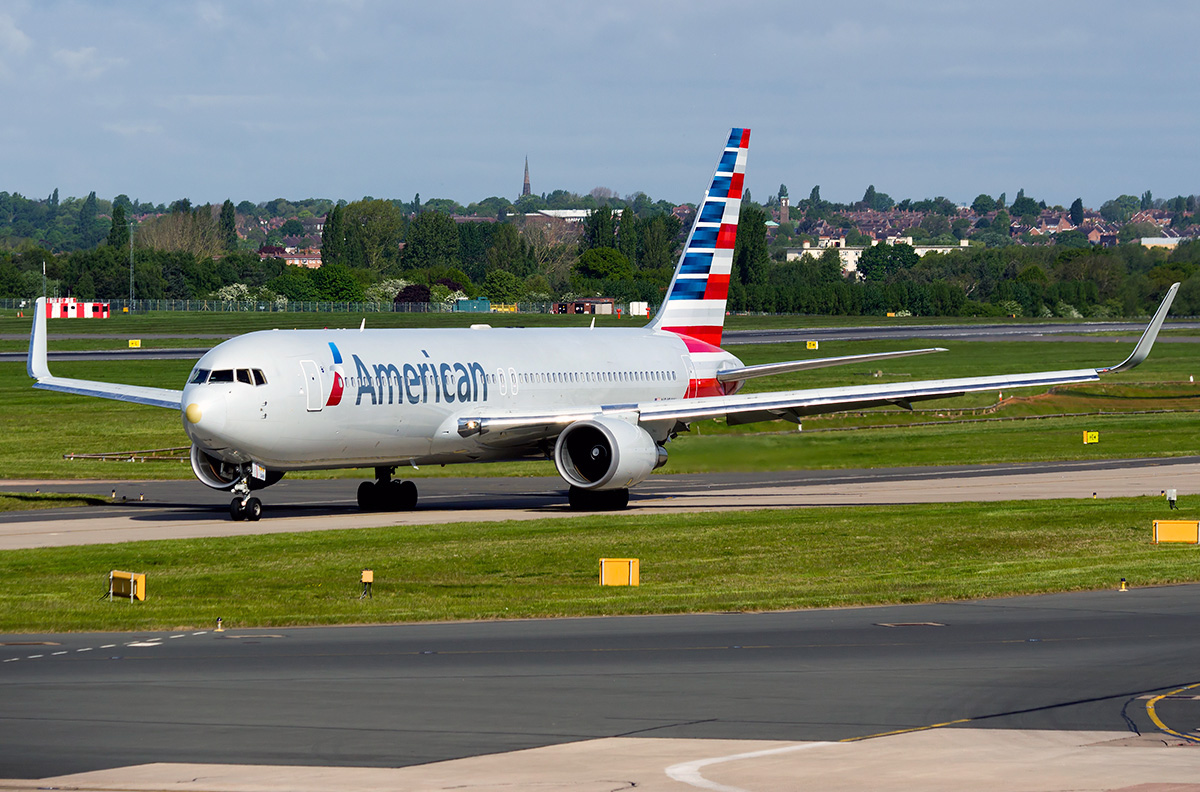 Boeing 767 300 American Airlines Photos And Description