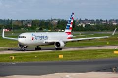 n349an American Airlines Boeing 767-323erwl