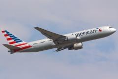 n366aa American Airlines Boeing 767-323er