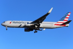 n384aa American Airlines Boeing 767-323erwl