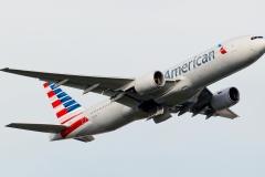 n771an American Airlines Boeing 777-223er