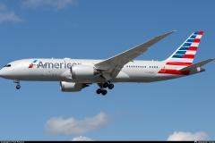 n800an American Airlines Boeing-787-8 Dreamliner